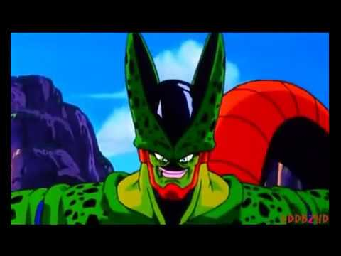 cell absorbe gohan