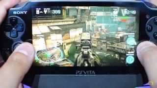 [E3 2013] Killzone Mercenary Gameplay PS Vita