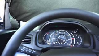 2015 & 2016 Honda CR-V Vibration Issue Observation
