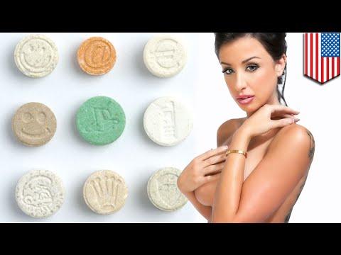 Super sexy model, nasira ang career dahil sa ecstasy trafficking!