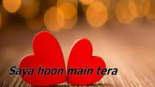 Tu Hai Toh Main Hoon Song With Lyrics  Waiting