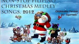 Paskong Pinoy Non-Stop Chipmunks Version