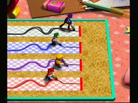 Mario Party 4 2002 Story Mode Shy Guy s Jungle Jam