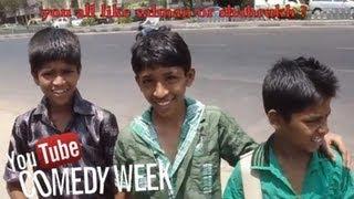 Funny School Boys Interview   Mumbai's Funniest Pranks   BombayBoy Pranks