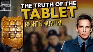 How EXACTLY Does the Tablet Work? - Night at the Museum [Theory]