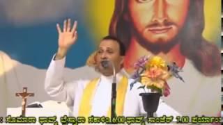 ಎವ್ಕಾರಿಸ್ತ್ ಮ್ಹುಳ್ಯಾರ್ ಕಿತೆಂ, Talk By Rev.Fr.Anil Kiran