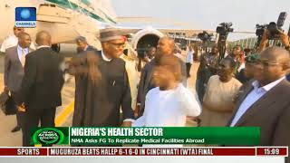 NMA Asks FG To Replicate Medical Facilities Abroad In Nigeria