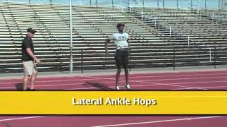 Use Accelerated Movement Drills for Sprints and Relays! - Track 2016 #3