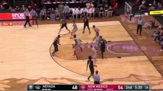 Nevada 64, New Mexico 62  Highlights Driven by Northern Nevada Toyota Dealers