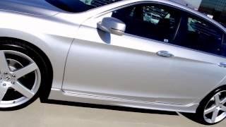 Download RAMINIZED SERIES: Custom 2014 Honda Accord EX-L - Keyes Woodland Hills Honda 3Gp Mp4