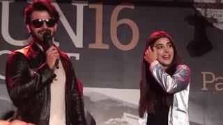 Farhan Saeed & Urwa Hocane Performing Udaari OST Live