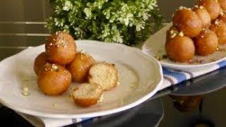 Semolina Gulab Jamun - Easy Three Ingredients Gulab Jamun Recipe -  گلاب جامن