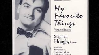 """""""My Favorite Things"""" Rodgers & Hammerstein (transcr. Hough)"""