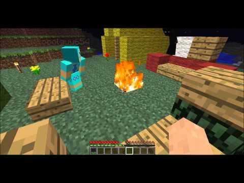Camping... in Minecraft?!