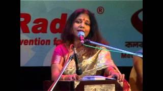 Sutapa Bhattacharya- Live- Boro Sadh Jage Ekbar Tomay Dekhi