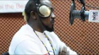 ICE PRINCE ON THE MIDDAY SHOW WITH TOOLZ