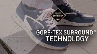 Prova il comfort delle calzature GORE-TEX® SURROUND® (Shopping + Melluso)