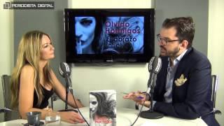 Olvido Hormigos, autora de 'El abrazo infiel', 23-6-2015