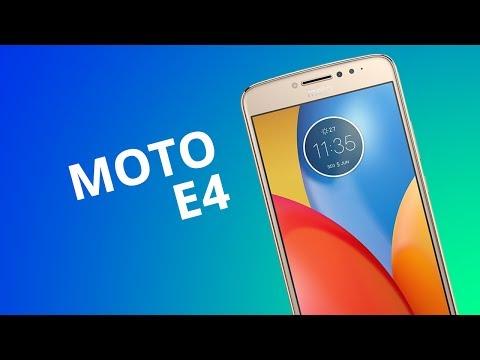 Motorola Moto E4 [Análisis/ Review en español]