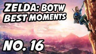 Zelda BOTW Best Moments | No. 16 | NarcissaWright, BarbarousKing, MANvsGAME, Zant, Hwan_Tea