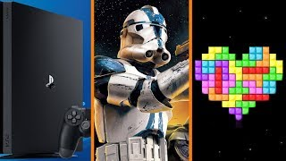 PS4 Sells A LOT + Gamers OVERREACTED to Battlefront 2? + MARRY a Video Game!?