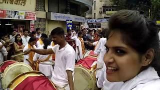 Nadbramha Dhol tasha Pathak ► Pune Ganesh Festival 2015