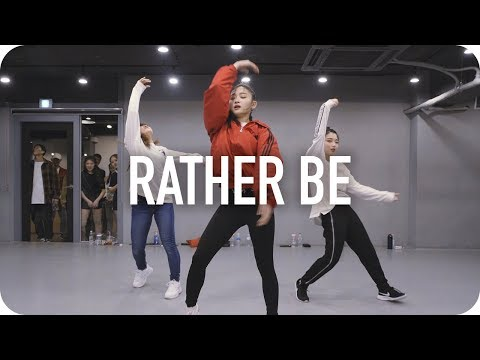 Rather Be - Clean Bandit  Yoojung Lee Choreography