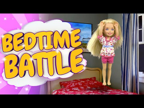 Barbie - Bedtime Battle
