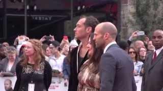Spy Movie Premiere Red Carpet: Melissa McCarthy, Jason Statham, Jude Law, Nargis Fakri, Miranda Hart