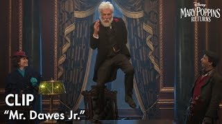 """Mr. Dawes Jr."" Clip 