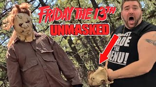 MYERS UNMASKED YOU WONT BELIEVE WHO! CRAZIEST GERMAN SUPLEX TO MUMMY EVER