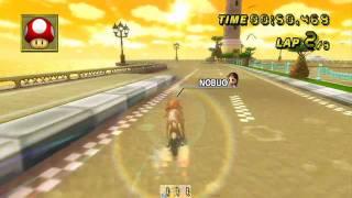 [MKWii] Daisy Circuit World Record - 1' 29