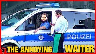 The Annoying Waiter 3 (Public Pranking)