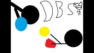 Dragon Ball Stick EP1 Updated Stick Man/DB Fighting