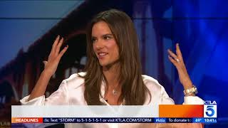 Victoria's Secret Angel Alessandra Ambrosio on Prepping for the Big Fashion Show