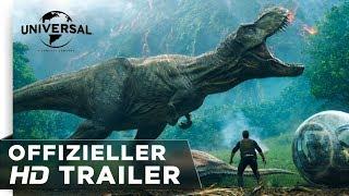Jurassic World: Das gefallene Königreich - Trailer deutsch/german HD
