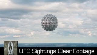 UFO Sightings Clear Footage November 16th 2017