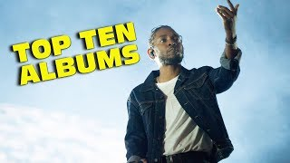 My Favorite Music of 2017