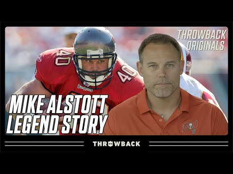 Mike Alstott s Ascent to Become the LAST Legendary Fullback Throwback Originals