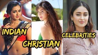 Top 17 Most Gorgeous Christian Actresses & Actors Celebrities 2018