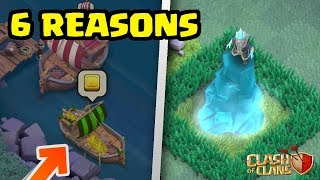 6 Reasons Why We Need An Update NOW In Clash of Clans