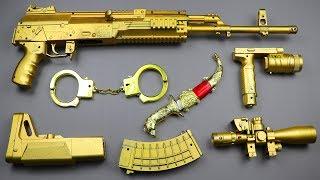 Realistic Sniper Toy Gun | Ball Bullet Machine Gun Toy | Sniper Rifle Adventure Shooting Toy Guns