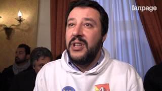 Salvini a Palermo