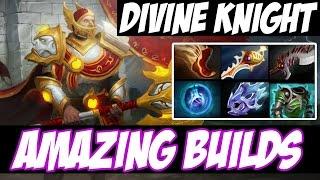 THE DIVINE KNIGHT - Amazing Builds vol 58 - Dota 2