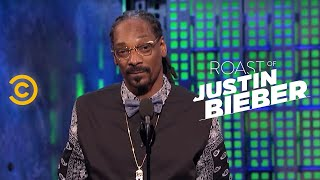 Roast of Justin Bieber - Snoop Dogg - Mug Shot - Uncensored