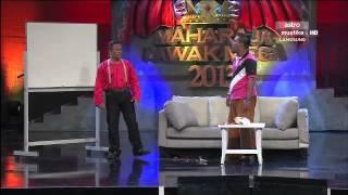 Maharaja Lawak Mega 2013 - Minggu 3 - Persembahan Jambu
