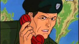 Rambo la serie animada -español latino