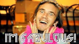 FABULOUS! (PewDiePie Song, By: Roomie) | PewDiePie