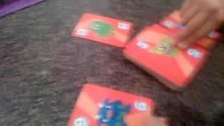 Crazy 8s cards