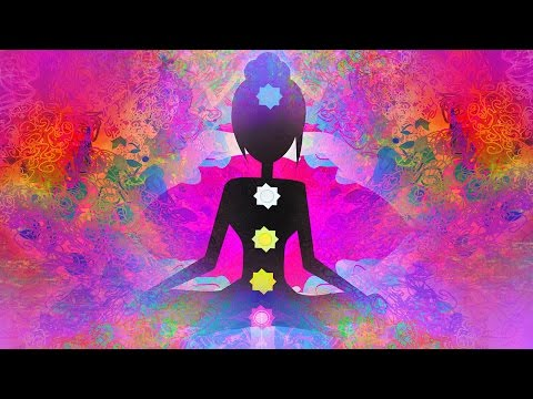 7 Chakras Meditation Music | Aura Cleansing Music | Chakra Healing and Balancing Music